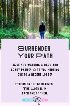 Where are you on your path? Have you recently been hurt? Do you feel rejected? Do you feel like the path you are on is hard and scary? Surrender Your Path and place your trust in the Lord. | Bible Encouragement | Bible Verses | Depression | Marriage Struggles | Marriage Separation | Life's Struggles | Surrender | #bibleencouragement | #verses | #depression | #marriageseperation | #marriagestruggles | #sharinglifesstruggles Bible Verses For Depression, Marriage Bible Verses, Bible Verses For Women, Marriage Help, Encouraging Bible Verses, Bible Encouragement, Christian Encouragement, Marriage Separation, Hope Of The World