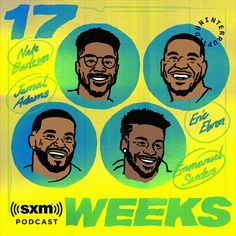 Week 1: No L's, No Fans & New Beginnings | 17 Weeks | Listen on SiriusXM Nate Burleson, Andre Roberts, Jamal Adams, Mason Rudolph, Frank Gore, Jalen Ramsey, Emmanuel Sanders, Todd Gurley, Julio Jones