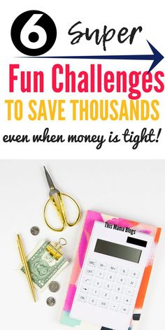 If you feel like your money-saving momentum is waning, come on! Let's play money and make our savings goals a bit more achievable with these fun money-saving challenges. Here, I am certain, everybody wins! Savings Challenge, Money Saving Challenge, Money Saving Tips, Money Tips, Money Hacks, Money Savers, Savings Plan, Making A Budget, Making Ideas