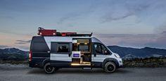Votre camping-car et van idéal pour voyager.