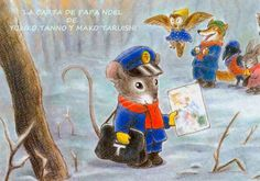 La carta de Papá Noel: Libros para Navidad http://www.serpadres.es/3-6-anos/ocio-infantil/fotos/cuentos-de-navidad-para-regalar/babar-y-papa-noel