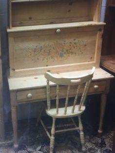 Pine Dresser, Farmhouse, Chair, Furniture, Home Decor, Decoration Home, Room Decor, Home Furnishings, Stool