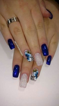 Try some of these designs and give your nails a quick makeover, gallery of unique nail art designs for any season. The best images and creative ideas for your nails. Nail Art Designs, Cute Acrylic Nail Designs, Black Nail Designs, Cute Acrylic Nails, Cute Nails, Gel Nails, Nail Nail, Nails Design, Trendy Nails