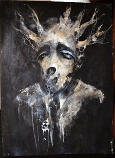 Painting by Eric Lacombe - Photo 7 | Image courtesy of Eric Lacombe