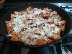 CHILAQUILES ROJOS FACIL Y RAPIDO by ANGY - YouTube