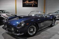 Ferrari 250 GT CALIFORNIA  of 1961