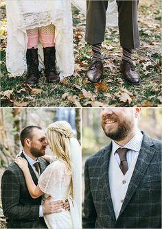 vintage fall attire @weddingchicks