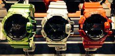 Casio G-Shock con sistema bluetooth.Connetti il tuo smartphone e gestisci la musica direttamente dal tuo orologio!