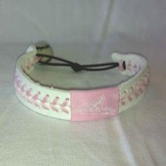 Wear the Game Bracelet - Pink