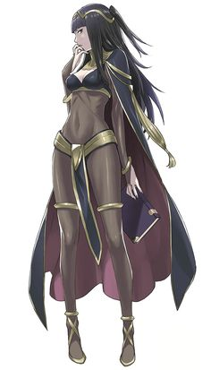 Fire Emblem: Awakening - Tharja  Personally, one of my favourite characters!