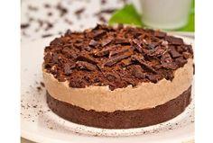 Essa delícia de cheesecake é pra quem ama chocolate! (Foto: Divulgação)