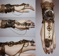Now this is a Hand Chain!