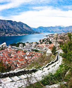 Gorgeous Kotor (Montenegro).