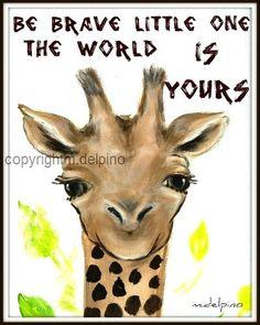 Hey, I found this really awesome Etsy listing at http://www.etsy.com/listing/105853567/giraffe-print-jungle-safari-zoo-animal