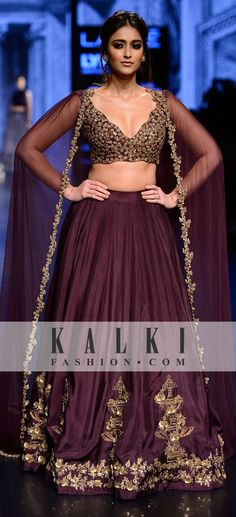 Ridhi Mehra Collection at Lakme Fashion Week 2016