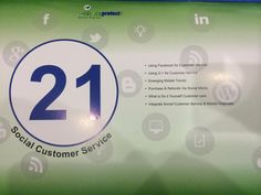 #ClickPrefect TM - #Digital / #Internet / #Online #Marketing #Module 21 - #Social #Customer #Service - Call Now:- 09873388286