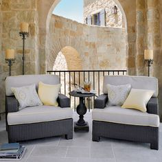 homes collection outdoor furniture