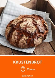 Food And Drink 171629435781646984 - Krustenbrot – smarter – Zeit: 35 Min. Dutch Recipes, Russian Recipes, Greek Recipes, French Recipes, Pampered Chef, Desserts Français, French Desserts, Seafood Dishes, Seafood Recipes