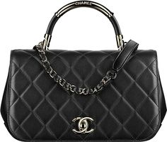 Chanel Mini Neo Executive Shopping Bag Style code: A69929 Size: 10.6' x 8.7' x 3.9' inches Price: $3200 USD, €2700 euro, £2530 GBP, $4250 SGD, $22100 HKD, $4140 AUD, ¥345600 JPY, ¥20900 CNY You mig…