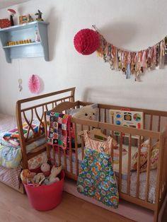 les gribouilles d'Inés Boutiques, Toddler Bed, Furniture, Home Decor, Doodle Ideas, Fabric Scraps, Boutique Stores, Child Bed, Decoration Home