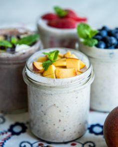 Owsianka na śniadanie to gotowy przepis na pyszny posiłek, zarówno dla malucha, jak i dorosłego. Dlatego przygotowaliśmy 4 ciekawe propozycje, aby danie to nigdy się nie przejadło! Cantaloupe, Fruit, Food, Essen, Meals, Yemek, Eten
