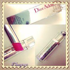 Dior Addict Lipstick - Passionnee