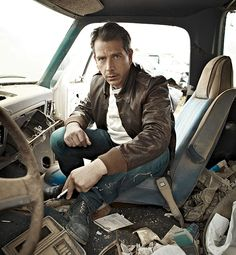 Ben Mendelsohn....he broke my heart in Place Beyond the Pines - and not even sure if he was supposed to ...love him