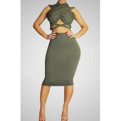 Sexy Sleeveless Pure Color Cut Out Women's Dress