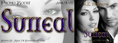 Tracey A Wood's - The Author's Blog - Blog spot: Surreal by R.E. Hargrave - Promo Boost + #Giveaway...