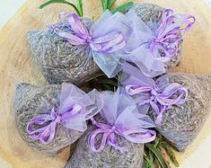 Set of 3 Lavender bags / Organic Farming lavender bag / Rustic Wedding Favors / Drawer freshener Aromatic dried herbs /Gift for friend Lavender Uses, Lavender Fields, Rustic Wedding Favors, Lavandula Angustifolia, Organic Farming, Drying Herbs, Natural Products, Gifts For Friends, Drawer
