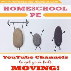 This list keeps me sane! No more wild, over-energized days. We release energy and have fun with these homeschool PE channels found on YouTube!