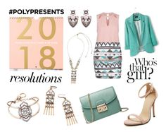 """#PolyPresents: New Year's Resolutions Work Hard Play Hard & Be Kind"" by bogoboutique on Polyvore featuring beautiful, motivation, contestentry and polyPresents"