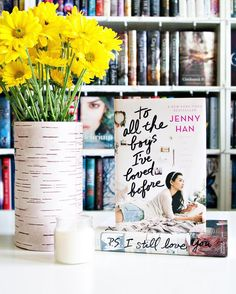 Good morning Bookworms!! Today I'm officially starting my re-read of To All The Boys I've Loved Before and P.S. I Still Love You by Jenny Han!! I read these books a while back but I'm super exciting to be reading them again especially with Always and Forever Lara Jean due to release on May 2nd. I love these stories and I can't wait for the newest book to be in my hands!! ---  Tell me what are YOU currently reading right now??  Anyone else planning to read/reread this series anytime soon??…