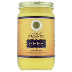Organic Ghee from Grass-fed Cows, >>> Special offer just for you. Gourmet Recipes, Baking Recipes, Healthy Recipes, Healthy Foods, Healthy Eating, Organic Ghee, Paleo Breakfast Casserole, Grass Fed Ghee, Bulletproof Coffee