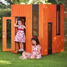 SMARTPLAYHOUSE - Design garden play house, Hobikken