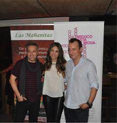 Gloria Aura, una actriz y cantante mexicana triunfando en Madrid.  #MTUM #hombresg