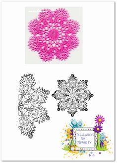 Crochet Diagrams