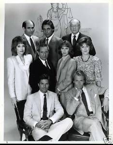 L.A. Law (1986-94) NBC ~ It reflected the social and cultural ideologies of the 1980s and early 1990s, and many of the cases featured on the show dealt with hot-topic issues such as capital punishment, abortion, racism, gay rights, homophobia, sexual harassment, AIDS, and domestic violence.  It 15 Emmy Awards, four of which were for Outstanding Drama Series.