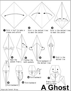 Hey there. Hope you like the origami patterns! :) I and trying to put together an archive of origami...