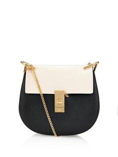 Chloe Mini Chain Drew Bag found on Polyvore | Top Bags | Pinterest ...