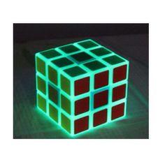 Glow in the dark Rubix cube