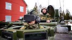 Norway's VR test helps soldiers see through armored vehicles - http://www.aivanet.com/2014/05/norways-vr-test-helps-soldiers-see-through-armored-vehicles/