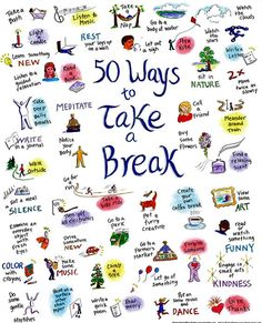 50 Ways To Take A Break, And The Essential First Step Of Remembering Managing stress is crucial to controlling your IC. How do you manage your every day stress?Managing stress is crucial to controlling your IC. How do you manage your every day stress? Social Work, Social Skills, Social Media, Coaching, When Youre Feeling Down, Pause, Self Improvement, Self Help, Self Care