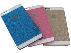 Capa Iphone 6 Plus Glitter Luxo - SmartCases - Acessórios para celulares e tablets :) Capa Iphone 6 Plus, Capas Iphone 6, Glitter, Luxury, Sequins, Glow