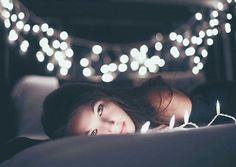 And every night before sleep,  I keep wondering..  If I can't have you awake, could you be there in my sleep? -Shahd ElHadidy Photo: Brandon Woelfel.