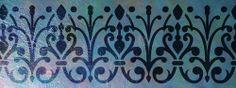 Wandschablone »Marokko« von Schablono auf DaWanda.com
