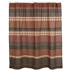 Beckham Shower Curtain 72x72 - The shower curtain measures 72