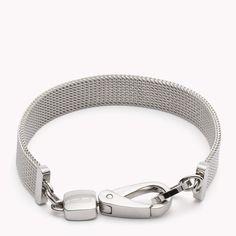 Tommy Hilfiger Carabiner Bracelet.