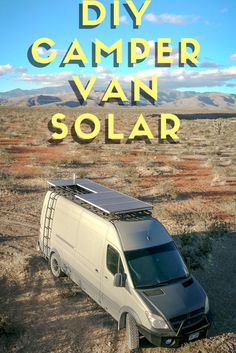 825 Watts of DIY Solar for our Camper Van Life makes working from the road possible for. life bathroom ideas life ideas life ideas beds life ideas tips life tips Truck Camping, Van Camping, Camping Hacks, Diy Solar, Happy Campers, Solar Energy, Solar Power, Mobiles, Camper Van Life