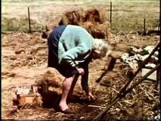 Mulching Ruth Stout Style  Ruth Stout was the pioneer of No-Work Gardening. One awesome lady!